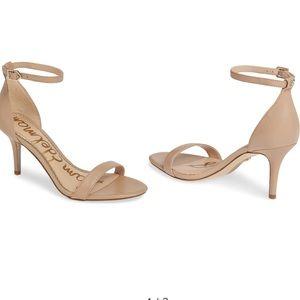 "5cb528b460dd Sam Edelman. 🍸Sam Edelman ""Patti"" ankle strap sandals"